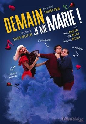 DEMAIN JE ME MARIE #Montauban @ L'Espace V.O
