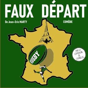 FAUX DÉPART #Montauban @ Théâtre de l'Embellie