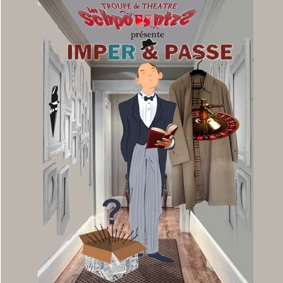 IMPER ET PASSE #Montauban @ Théâtre de l'Embellie