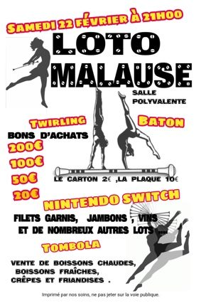 LOTO #Malause