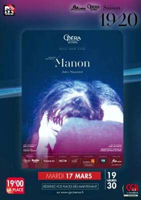 MANON - OPÉRA EN DIRECT #Montauban @ CGR MONTAUBAN