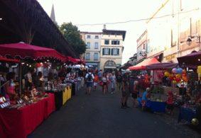 MARCHÉ GOURMAND NOCTURNE #Beaumont-de-Lomagne @ Halle du XIVe