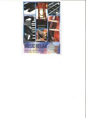 MUSIC RELAX CONCERT #Lauzerte @ Mairie de Lauzerte