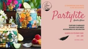 PARTYLITE - BAR À FRAGANCES #Montauban @ Le Showroom