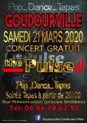 SOIREE CONCERT TAPAS #Goudourville @ salle des fêtes