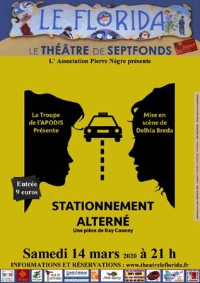 STATIONNEMENT ALTERNÉ #Septfonds @ Théâtre le Florida
