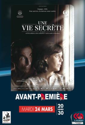 AVANT-PREMIÈRE UNE VIE SECRÈTE #Montauban @ Cinéma CGR Le Paris