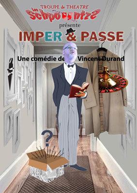 IMPER & PASSE #Orgueil @ Salle des fêtes