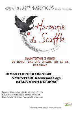 JOURNÉE DES ARTS ENERGÉTIQUES #Montech @ Salle des Fêtes Marcel Delbosc