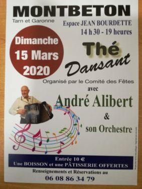THE DANSANT #Montbeton @ Espace Jean Bourdette