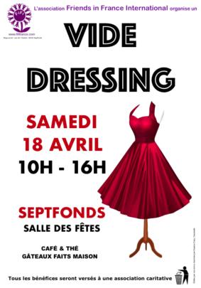 VIDE DRESSING #Septfonds @ Salle des Fêtes