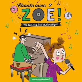 CHANTE AVEC ZOÉ #Montauban @ Théâtre de l'Embellie