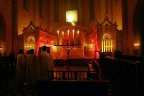 DIAGONALES D'ÉTÉ D'ORGANUM #Moissac @ Abbatiale Saint-Pierre de Moissac