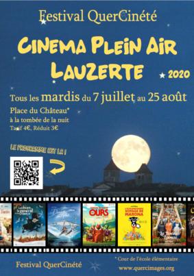QUERCINÉTÉ FESTIVAL EN PLEIN AIR #Lauzerte @ Place du château, cour de l'école primaire