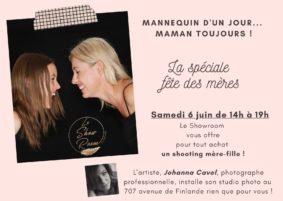 MANNEQUIN D'UN JOUR... MAMAN TOUJOURS ! #Montauban @ LE SHOWROOM