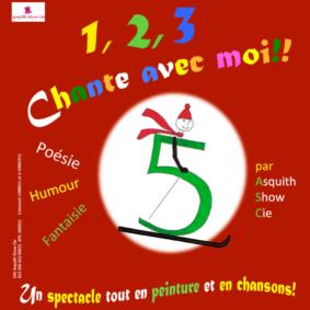 1 2 3 CHANTE AVEC MOI ! #Montauban @ Théâtre de l'Embellie