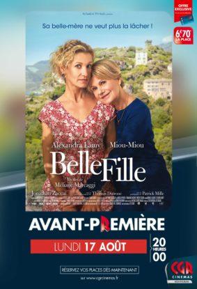 BELLE FILLE EN AVANT-PREMIÈRE #Montauban @ CGR MONTAUBAN