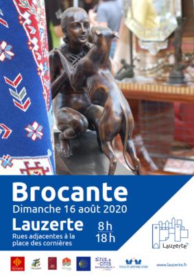 BROCANTE ET ANTIQUITÉS #Lauzerte