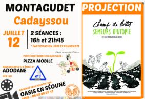 CHAMPS DE LUTTES, SEMEURS D'UTOPIE #Montagudet @ Cadayssou