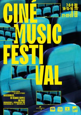 CINÉ MUSIC FESTIVAL #Montauban @ CGR MONTAUBAN