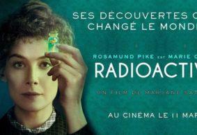 """CINÉMA """"RADIOACTIVE"""" #Beaumont-de-Lomagne @ Cinéma """"Les nouveaux bleus"""""""