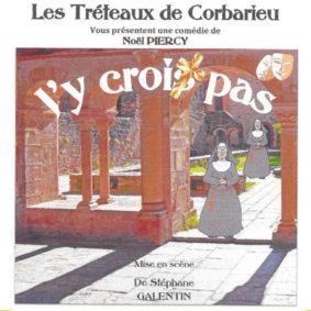 J'Y CROIX PAS #Montauban @ Théâtre de l'Embellie