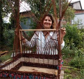KARLINE CHEVREL, VANNIÈRE, PRÉSENTE À LA FERME DE LACONTAL #Touffailles @ Ferme de Lacontal