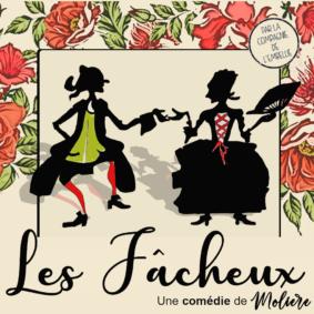 LES FÂCHEUX #Montauban @ Théâtre de l'Embellie