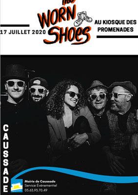 LES TERRASSES MUSICALES #Caussade @ Les Terrasses Musicales