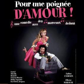 POUR UNE POIGNÉE D'AMOUR #Montauban @ Théâtre de l'Embellie