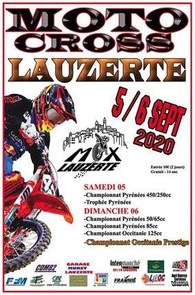 MOTOCROSS LAUZERTE #Lauzerte @ Circuit