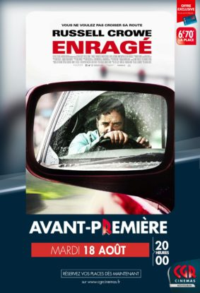 ENRAGÉ - EN AVANT-PREMIÈRE #Montauban