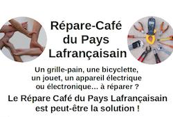 RÉPARE CAFÉ #Lafrançaise @ Médiathèque