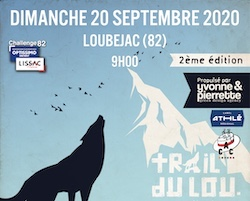 TRAIL DU LOU #L'Honor-de-Cos