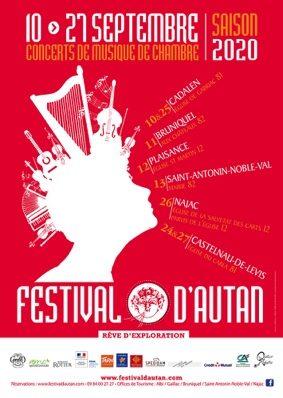 FESTIVAL D'AUTAN #Bruniquel @ chateau de Bruniquel