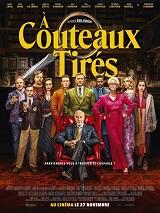 """CINÉ PLEIN AIR : """" À COUTEAUX TIRÉS """" #Saint-Nazaire-de-Valentane"""