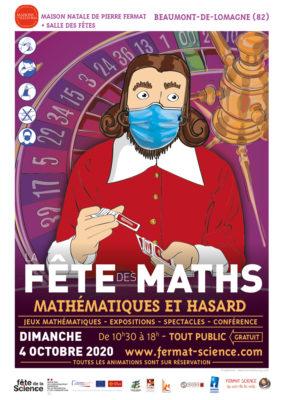 LA FÊTE DES MATHS 2020 #Beaumont-de-Lomagne @ Maison de Fermat