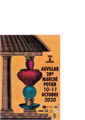 MARCHÉ POTIER #Auvillar