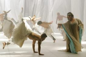 « ODYSSEY » CIE HERVÉ KOUBI & NATACHA ATLAS #Moissac @ Hall de Paris