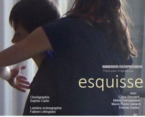 """SOPHIE CARLIN - """"ESQUISSE"""" - DANSE #Saint-Antonin-Noble-Val @ Salle des Thermes"""