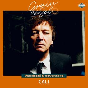 CALI - FESTIVAL GRAIN DE SEL ÉDITION ESCAPADE #Castelsarrasin @ Salle Jean Moulin
