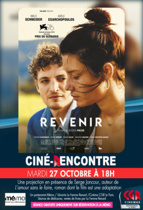 CINÉ-RENCONTRE REVENIR #Montauban @ Cinéma CGR Le Paris