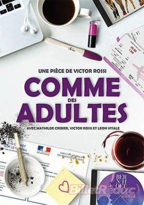 COMME DES ADULTES #Montauban @ L'Espace V.O