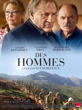 DES HOMMES - AVANT-PREMIÈRE #Caussade @ Cinéma de Caussade