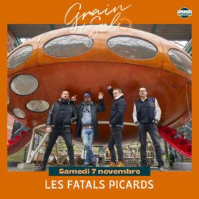 LES FATALS PICARDS - FESTIVAL GRAIN DE SEL ÉDITION ESCAPADE #Castelsarrasin @ Salle Jean Moulin