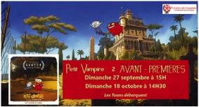 PETIT VAMPIRE - AVANT-PREMIÈRE #Caussade @ Cinéma de Caussade