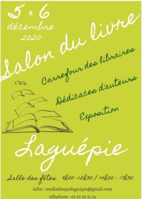 SALON DU LIVRE #Laguépie