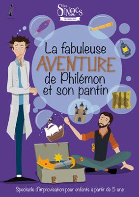 LA FABULEUSE AVENTURE DE PHILEMON ET SON PANTIN #Montauban @ Espace V.O