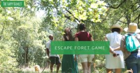 ESCAPE FORÊT GAME #Fauroux @ The Happy Hamlet