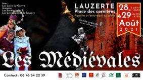 LES MÉDIÉVALES #Lauzerte @ Place des Corniières
